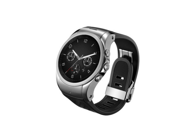 The LG Watch Urbane LTE: