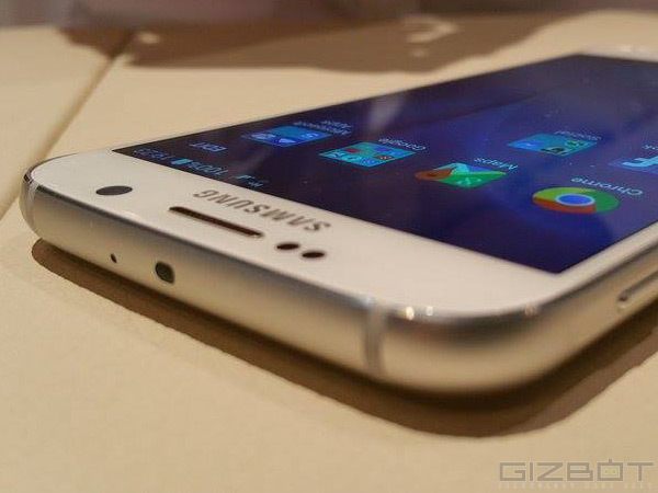 Samsung Galaxy S6 First Look