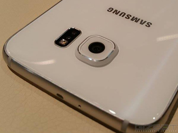 Samsung Galaxy S6 First Look