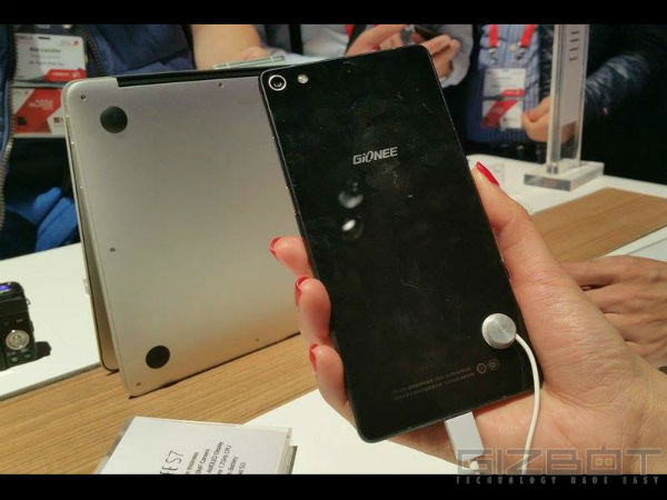 Gionee Launches Elife S7 Flagship Smartphone at MWC 2015