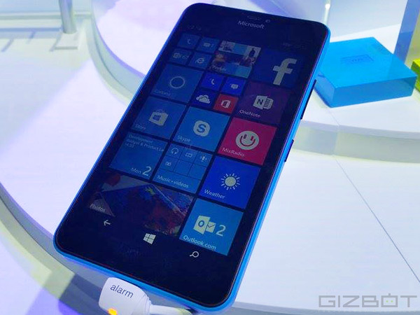 Microsoft Lumia 640 First Look