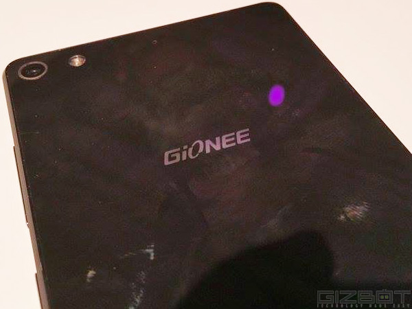 Gionee Elife S7 First Look