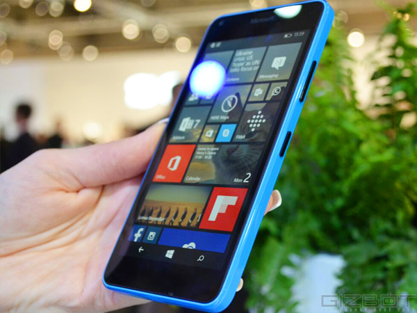 Microsoft Lumia 640 Hands-On