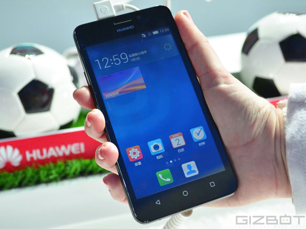 Huawei Y635 Hands-On