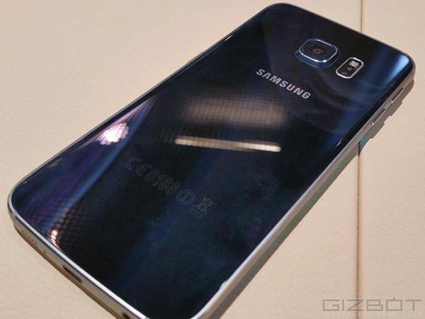 Samsung Galaxy S6 Edge First Look