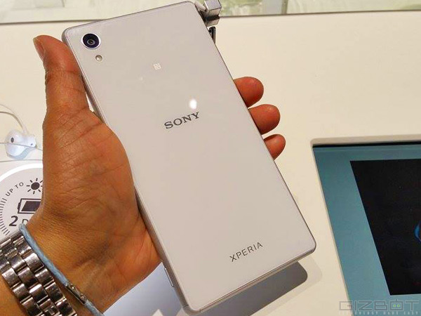 Sony Xperia M4 Aqua Hands on First Look