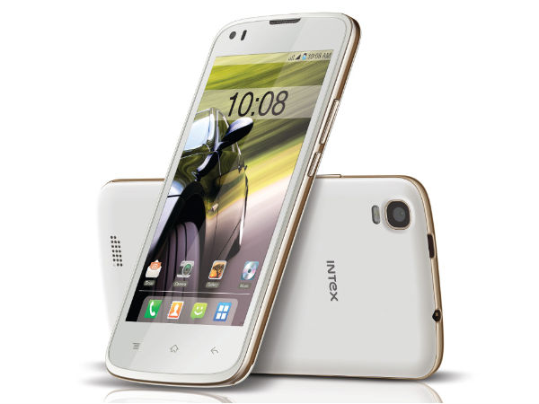Intex Aqua Speed with 4.5-inch Display, 3G Connectivity Launched
