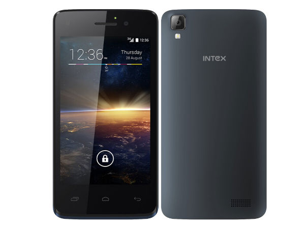 Intex Aqua Speed with Android KitKat, 3G Connectivity Launched
