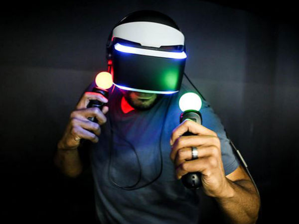 GDC 2015: Sony's Project Morpheus VR headset will launch in 2016
