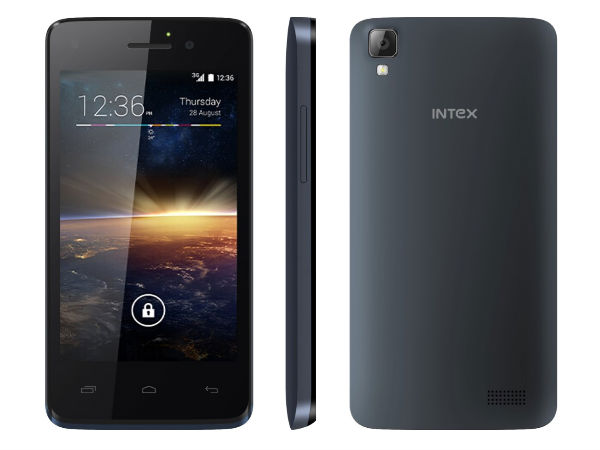 Intex Aqua N7 with Quad-Core CPU, KitKat OS Launched at Rs 3,990