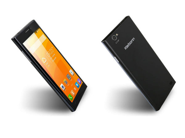 Karbonn Platinum P9 with 8MP Camera, 3G Connectivity Launched at Rs 8,
