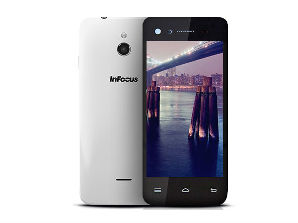 Infocus M2 with 4.2-inch Display, 8MP Camera Launched on Snapdeal