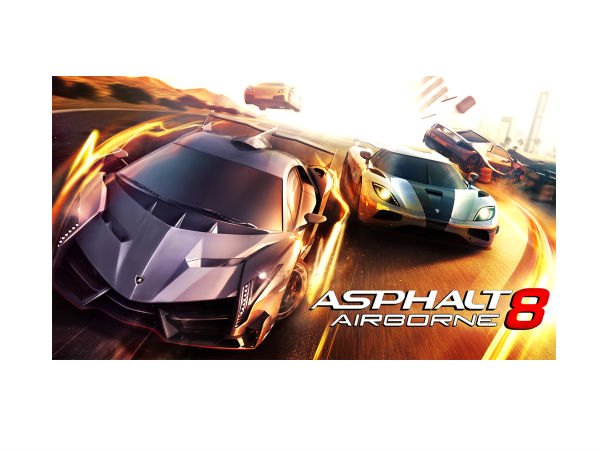 Gameloft for Asphalt 8: Airborne