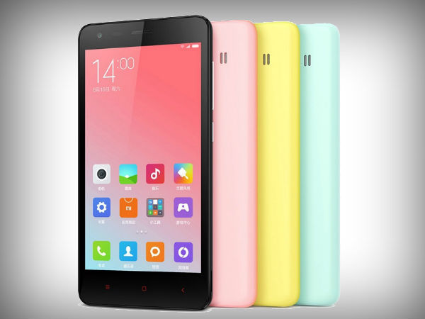 Xiaomi Redmi 2 To Be Launched Soon in India