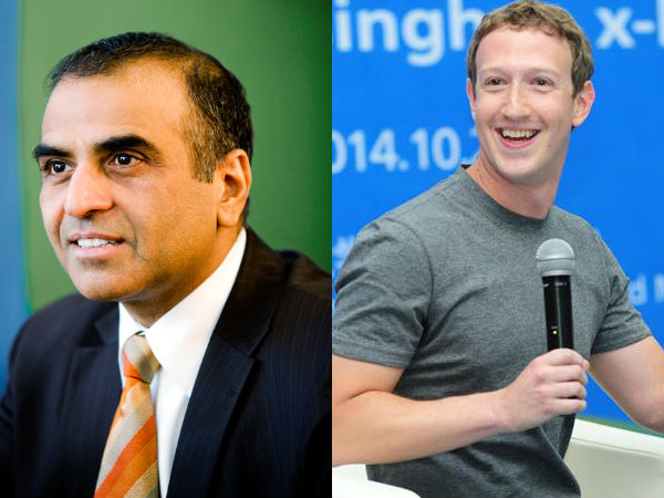 Want to free Internet? Do philanthropy: Mittal to Zuckerberg