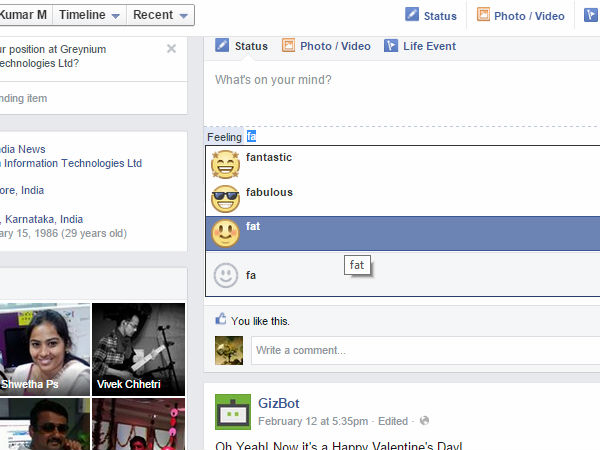 Activists Want 'Feeling fat' Emoji Removed from Facebook