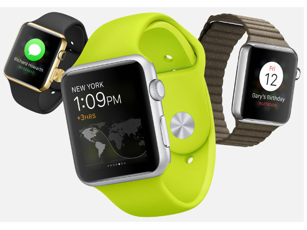 Apple Watch: Three Different Watch Types