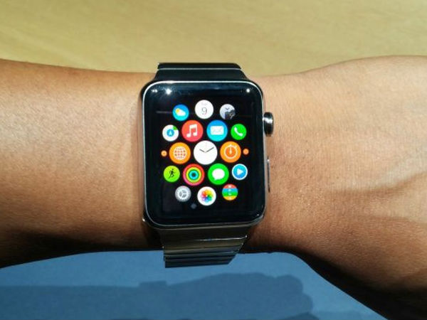 Apple Watch: Different Sizes