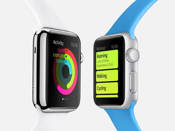Apple Watch: Great Fitness App