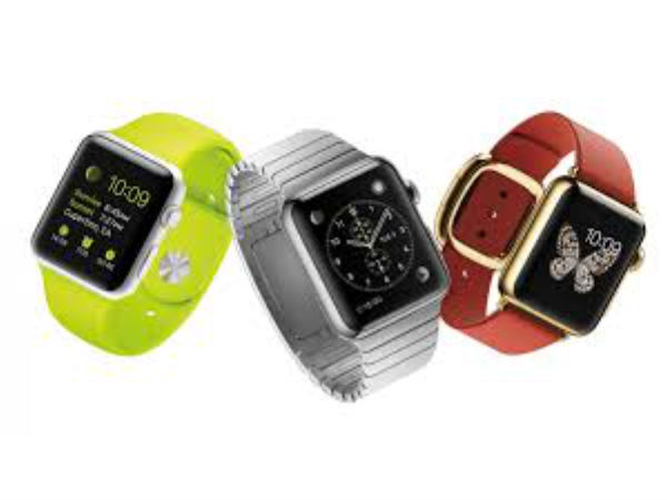 Apple Watch: Different Watch Straps