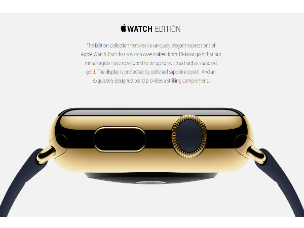 Apple Watch: High Cost