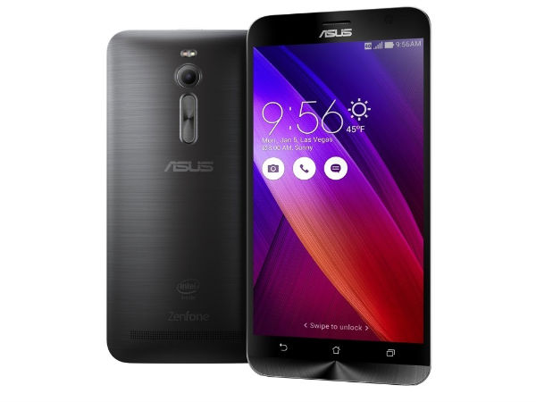 Asus Started Zenfone 2 Global Roll Out Starting From Taiwan