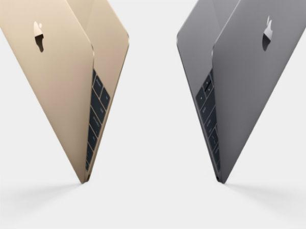 Apple Unveils New Slimmer, Fanless 12-inch Retina MacBook Laptop