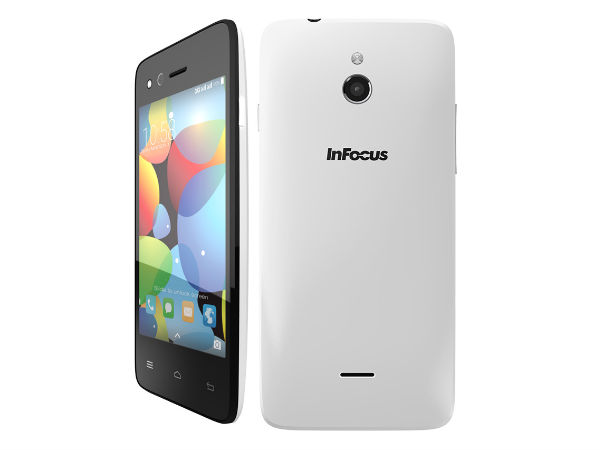Infocus M2 with Quad-Core CPU, 3G Launched at Rs 4,999 on Snapdeal