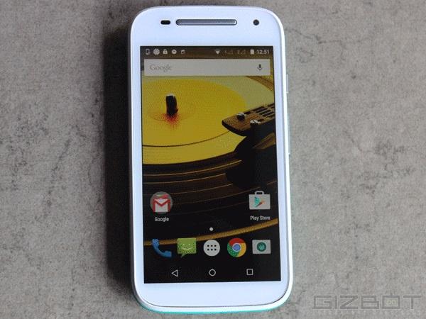 Motorola Moto E (Gen 2) First Look