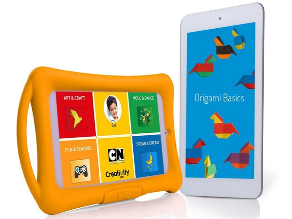 Now Gift Your Child a Creativity Tablet!