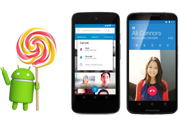 Google Started Rolling out Android 5.1 for Nexus Devices