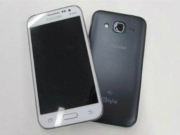 Samsung Announces 64 bit Samsung Galaxy Win 2