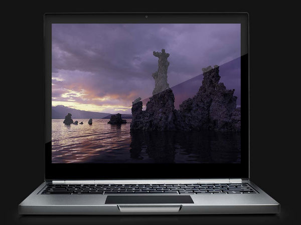 Google Chromebook Pixel: SCREEN