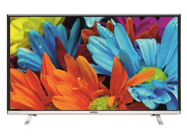 Intex Launches 32-Inch LED TV For Rs 23,990 In India