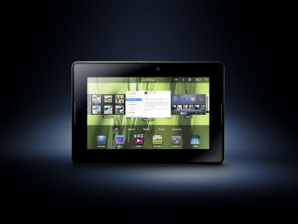 BlackBerry Just Built A Spy Proof Tablet For Government And Corporates