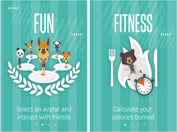 HTC Releases Fun Fit App for Android Similar to Samsung S Health App