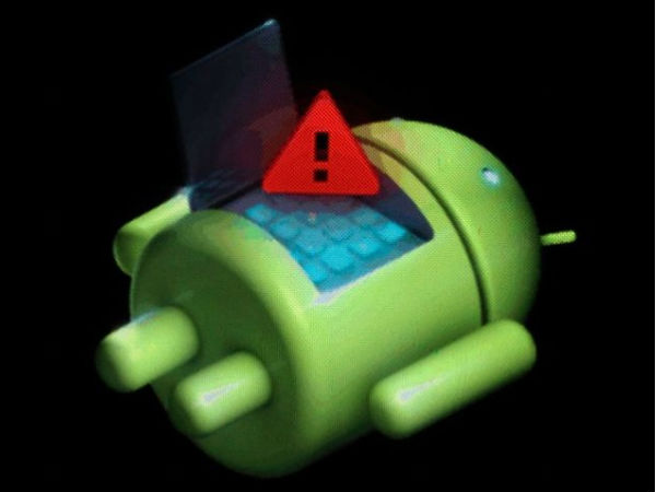 Android Is Not Starting: