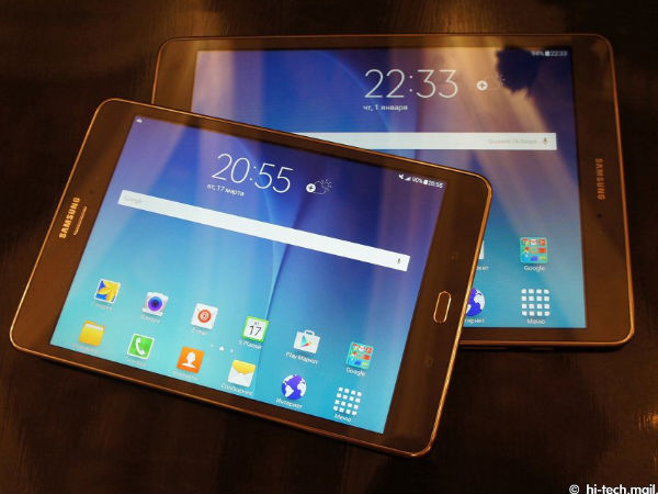 Samsung Launches New Galaxy Tab A in Two Display Size Variants