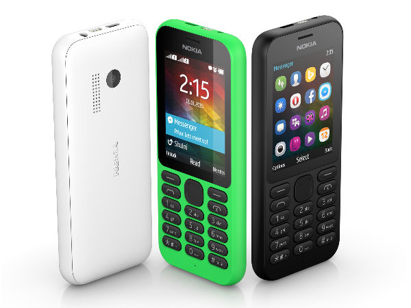 Nokia Launches Their Cheapest Internet-Ready Phone for Indian Market