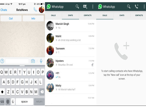 Whatsapp Voice Calling Feature: How to Activate it on Android?