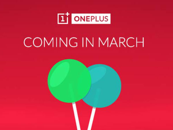 OnePlus One Users! Android Lollipop Updates Are Coming This Month