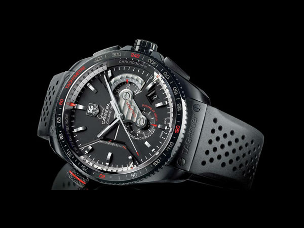 Tag Heuer To Partner with Intel and Google for a Smartwatch Launch