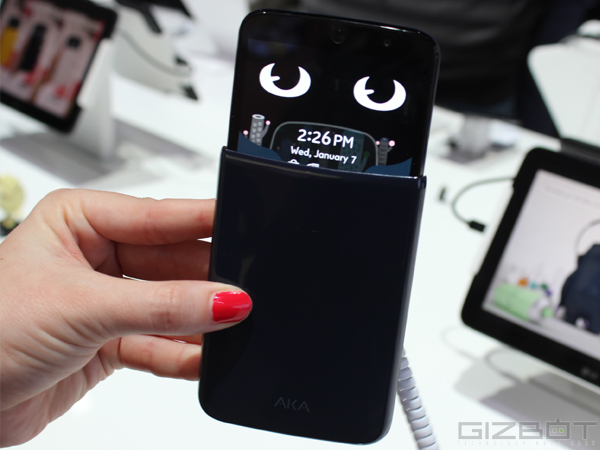 LG Begins Global Rollout of AKA Smartphones With Animated Eyes UI