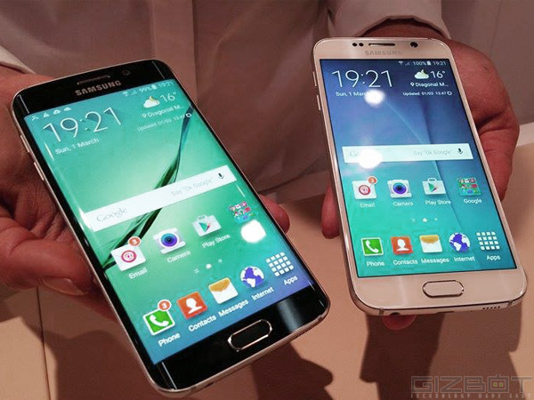 Samsung Galaxy S6 & S6 Edge Smartphones Are Coming to India