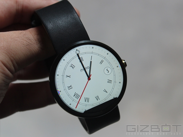 Is this the New Motorola Moto 360?