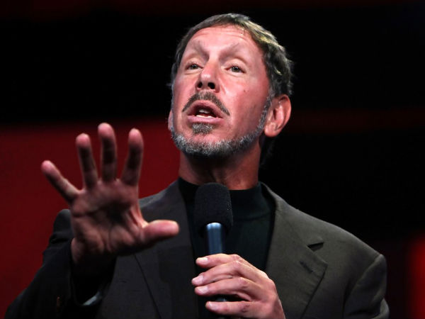 Ex-CEO of Oracle Corporation: