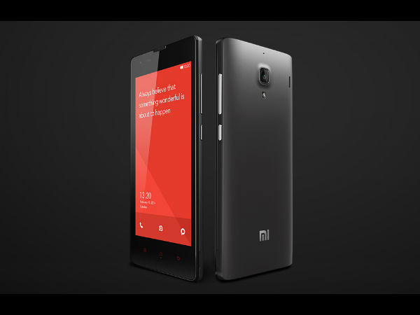 Xiaomi Redmi 1S is Available for Rs 4,599