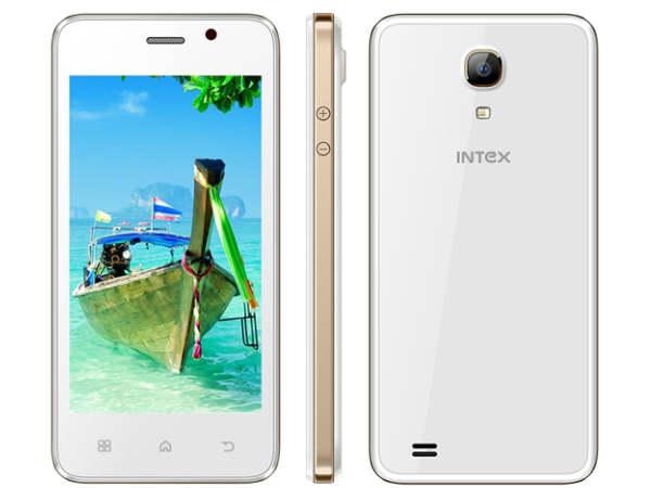 Intex Launches Aqua Series Smartphone with AMOLED Display