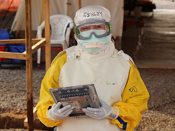 Ebola-Proof Tablet Launched By Google In Sierra Leone Disease Center