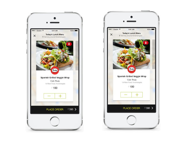 Ola Cabs Introduces Ola Café: 20 Minutes Food Delivery Service